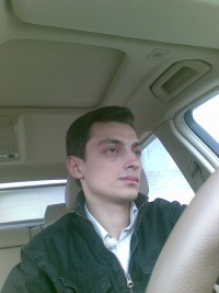 Ceyhun Mehdiyev, 25 июня 1984, Санкт-Петербург, id27660897