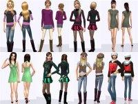 Все для женщин: Одежды для девушек