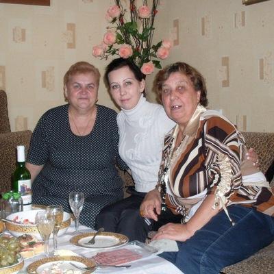 Людмила Брюхова-Одинцова, 7 января 1952, Макушино, id163594391