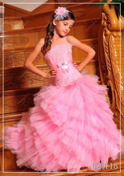 вечерних, детских и выпускных платьев