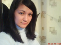 Альбина Мухамеджанова, 19 апреля 1998, Тобольск, id103666238
