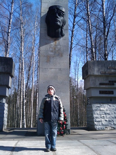 Андрей Израилев, 9 ноября , Санкт-Петербург, id117985382