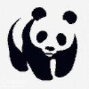 Автор:Admin. крючком и спицами. схема вязания панда.