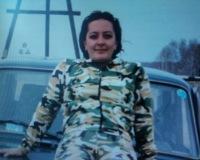 Лидия Состина, 22 февраля 1981, Железногорск, id141112127