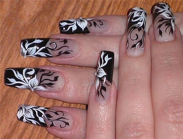 Дизайн ногтей фото лето 2012-2013.  Следующие материалы.