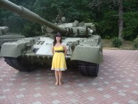 Таня Кулиничева(улитичева), 26 октября 1990, Волгоград, id89360804