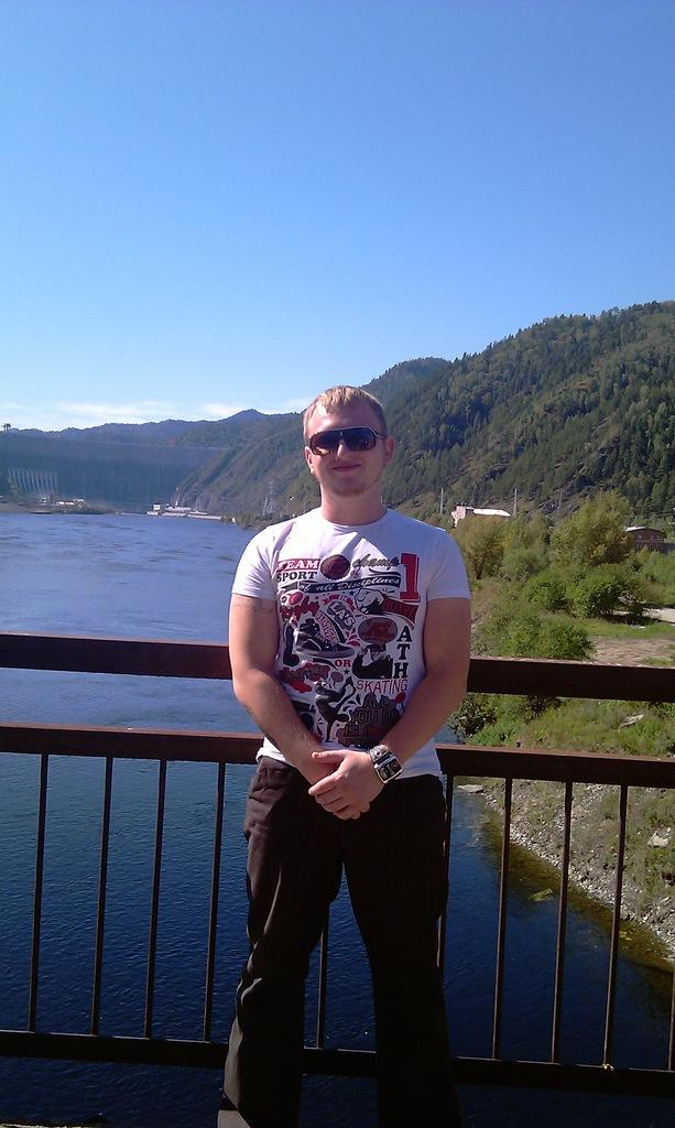 Максим Донец, Саяногорск - фото №5