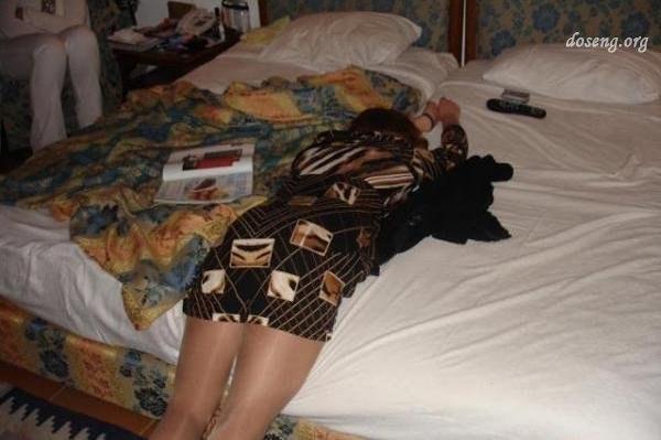 проститутка на экзамене