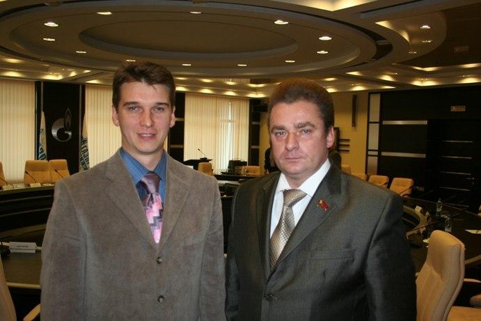 Евгений Михеев и Дмитрий Кулагин