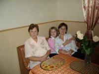 Людмила Розанова, 15 июня 1996, Санкт-Петербург, id77171378