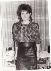 Елена Гомилко-трунова, 26 марта 1970, Череповец, id64526512