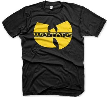 Футболка Wu TangФутболка Shakur - Футболка Wu Tang Clan Увеличить.