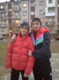 Datsi Gasanov, 10 февраля 1993, Санкт-Петербург, id119154057