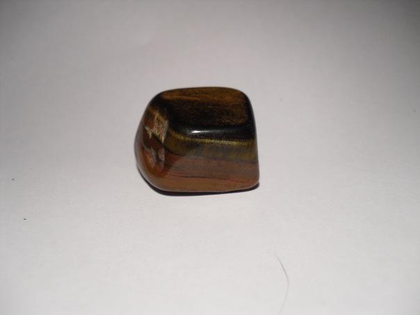 Энергия камней № 41 Соколиный глаз (окатанный камень) фото, обсуждение