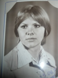 Екатерина Улыбина, 26 августа 1960, Омск, id102401614