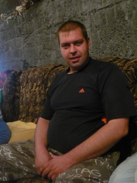 Андрей Пахомов, 30 октября , Новокузнецк, id150443826