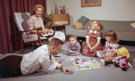 настольные игры всей семьей