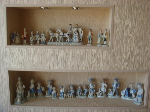 Купить фарфоровые статуэтки из Германии Москва