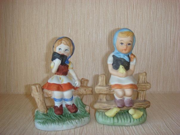 Купить Фарфоровые фигурки   бисквит Москва