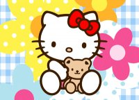 Hello Kitty, 10 мая 1984, Сарманово, id71584411