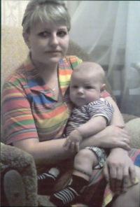 Люда Алферова, 16 октября 1975, Нефтегорск, id161128209