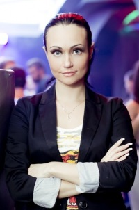 Анна Довгалюк, 26 мая , Санкт-Петербург, id42149791