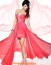 и длинные платья платья со шлейфом.