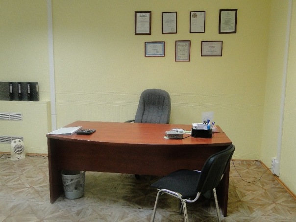 офис АЗСК в России, Уфе