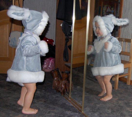 Как сшить костюм зайчика выкройки