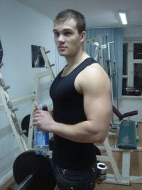 Кирилл Нефёдов, 19 мая , Москва, id115062375
