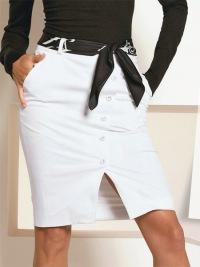 Купить короткую или длинную юбку из новой коллекции Весна-Лето 2013 в магазине INCITY.