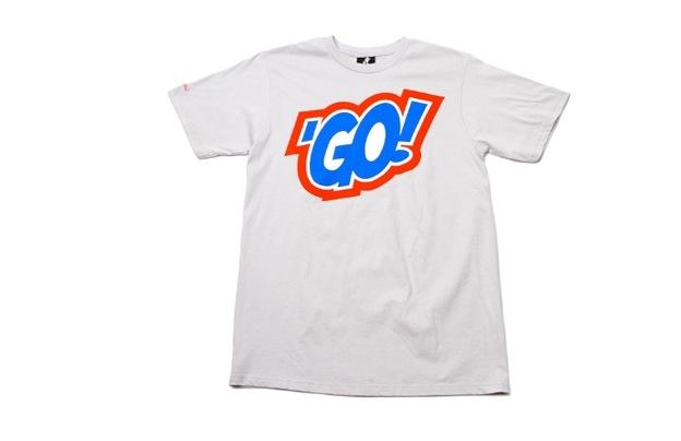 футболка GO!