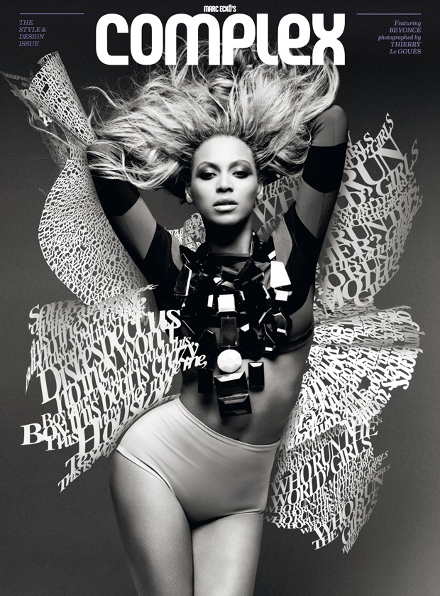 Beyoncé Covers Complex's August/September 2011 Issue