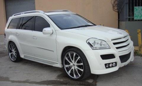 Felix Hernandez | Mercedes GL 550