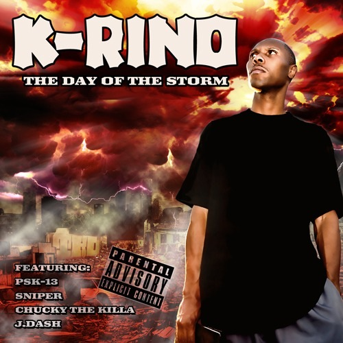 K-Rino - The Day Of The Storm - 2011