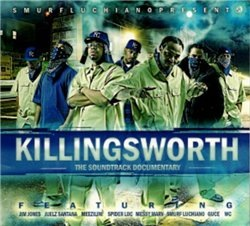 Smurf Luchiano Presents Killingsworth - 2011