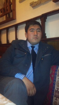 Талант Исманов, Бишкек