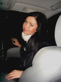 Кристина Головченко, 26 февраля , Санкт-Петербург, id8220977
