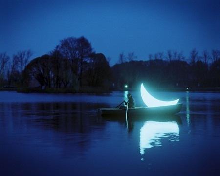 Full Moon Michael Light Andrew Chaikin 9780375406348