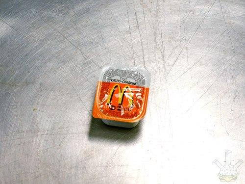 соус кисло сладкий как в макдональдсе рецепт