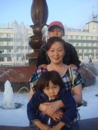 Ксения Корякина, 4 июля , Ангарск, id120790561