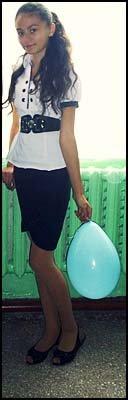 Анна Дойбан, 10 июля 1996, Улан-Удэ, id81321373