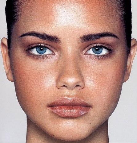 Идеальный макияж для полных