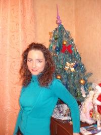 Юлия Выборнова, 11 февраля 1991, Рязань, id30110917