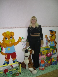 Алла Попова, 27 июля , Тамбов, id123430787