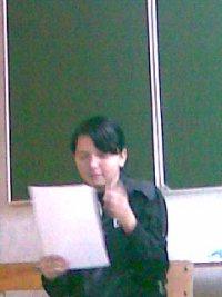 Марина Иванова, 1 сентября 1993, Ишимбай, id70553045