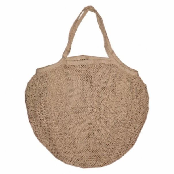 Маркет-сетка большая, 50х62 см. Галантерея.  Вместительная маркет-сумка из хлопка идеальна для похода в...