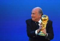Joseph Blatter, 14 января 1999, Москва, id157262004