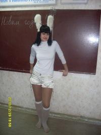 Настя Бурякова, 9 августа 1993, Мошенское, id125228534