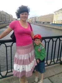Виктория Ким, 19 июля , Москва, id141281387